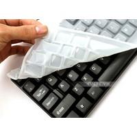 Bàn phím kèm tấm phủ silicon chuyên dùng cho game thủ - Acer AR680