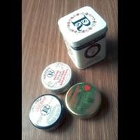 Bộ 3 hộp son dưỡng môi Rosebud