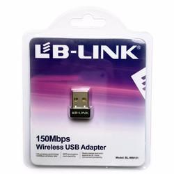 Usb thu wifi siêu nhỏ LB-LINK BL-WN151 Nano