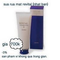 Sửa rữa mặt Revital