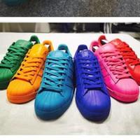 giày bata unisex supercolour - xuất khẩu