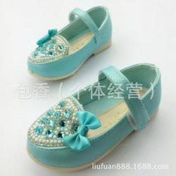Giày búp bê bé gái kểu dáng công chúa ngọt ngào, màu sắc dịu dàng