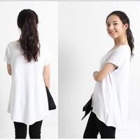 [laila fahion] 3 màu - Áo phông thun nữ freesize kiểu Hàn Quốc AH1513