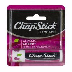 Son dưỡng môi ChapStick Classic Cherry 4g xách tay Mỹ