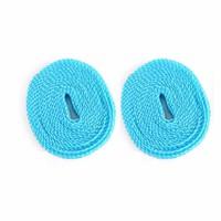 Bộ 2 dây phơi đồ thông minh Clothers Wire -Xanh dương