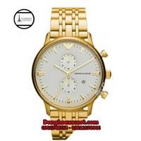 đồng hồ armani gold 5 kim