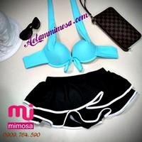 Bikinidạng váy cao cấp  MS130