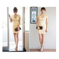 Đầm Ren Ánh Vàng Sang Trọng -Cao Cấp