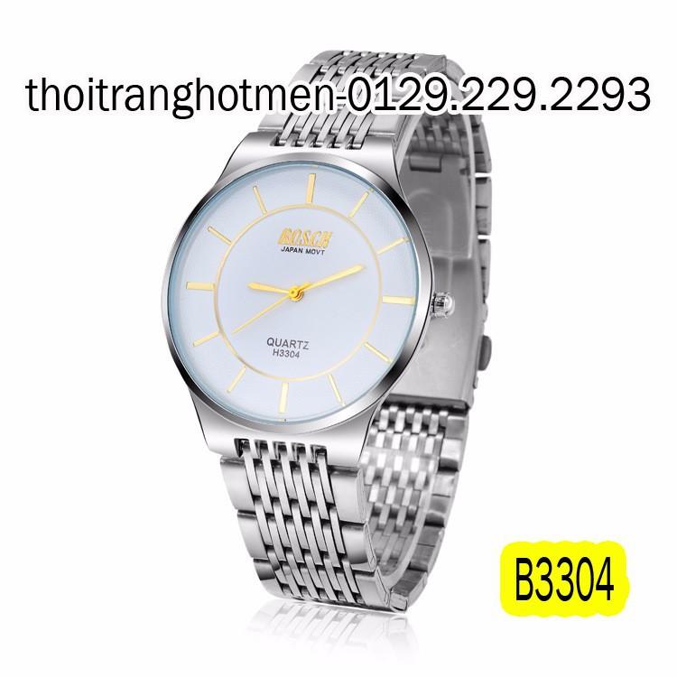 Đồng hồ nam cao cấp BOSCK Japan B3304 4