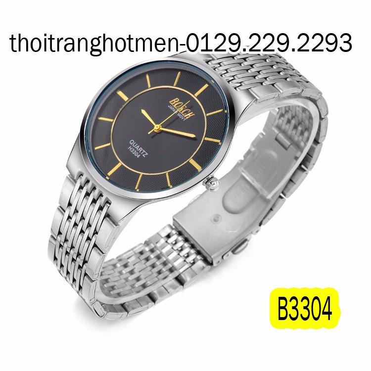 Đồng hồ nam cao cấp BOSCK Japan B3304 2