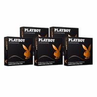 PlayBoy Siêu mỏng 6 hộp X 3 cái