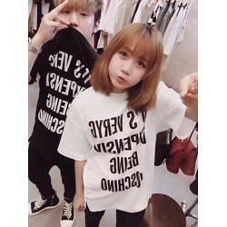 áo cặp 305 đen S M L và trắng S