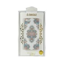 Ốp lưng iphone 5- 5S mẫu hoa văn đẹp nhựa cao cấp  Oskar M002