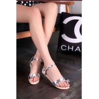 HÀNG CAO CẤP - Giày sandal đính hột