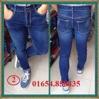 Quần Jeans nam body J002