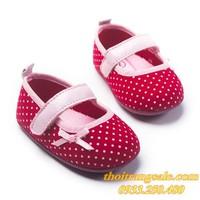 Giày tập đi bé gái G849