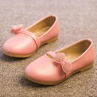Giày búp bê trẻ em kết hoa xinh yêu chỉ có tại Yaly.vn