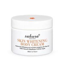 Kem Dưỡng Trắng Da Toàn Thân Cao Cấp Sakura Skin Body
