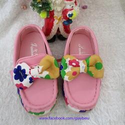 Giày mọi nơ cho bé từ 1 tuổi đến 3 tuổi