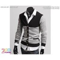 Áo khoác cardigan Nam - Mã số: CA1417