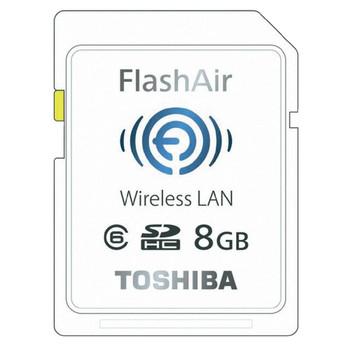 Toshiba SD Wifi Toshiba 8GB Class10 FlashAir