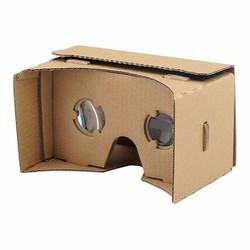 Kính thực tế ảo Google Cardboard VR - nâu