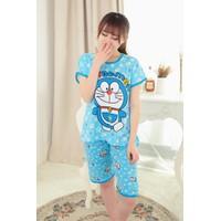 Bộ Đồ Mặc Nhà Họa Tiết Doraemon