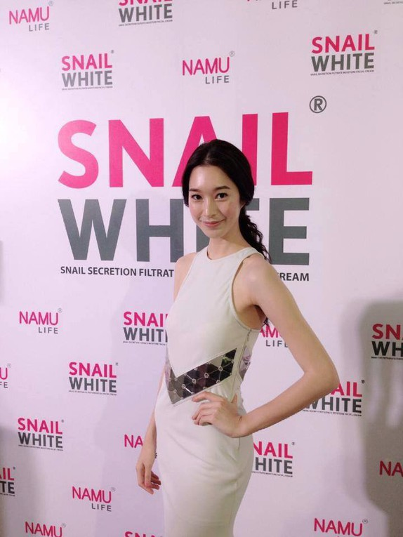 Kem Dưỡng Da Ốc Sên Snail White Thái Lan 1
