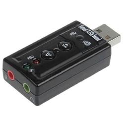 USB ra sound âm thanh 3D 7.1