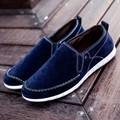 Giày lười da lộn thời trang Glado - G44