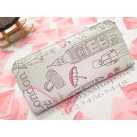 Bóp Hàn Quốc kiểu nút bấm 5 -TX012NB5