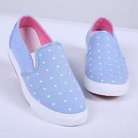 giày slip on chấm bi xinh xắn - GL6