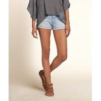 Quần Shorts Nữ Hollister Low-Rise Shorts