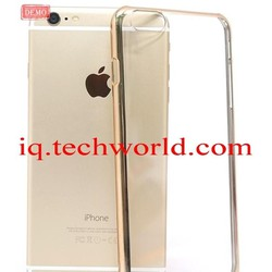 iPhone 6 Ốp trong mạ vàng đơn giản