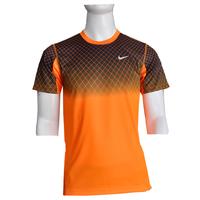 Áo Tennis Nike cam sọc