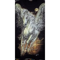 ÁO DẠ QUANG HORSE ANGELS AT015