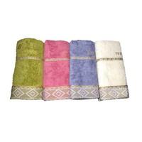 Bộ 4 Khăn Tắm Cotton LocknLock Quà Tặng Từ Panasonic