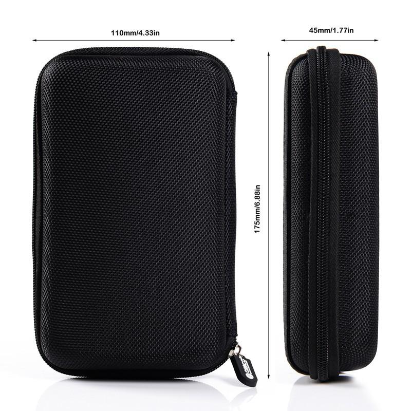 Túi bảo vệ ổ cứng 2.5 ORICO PHE-25 Mẫu mới 6