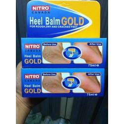 Kem trị nứt gót chân Nitro 75ml