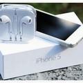 Tai nghe iPhone 5 - Phụ Kiện Giá Tốt  màu trắng