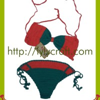 Bikini len móc bằng chỉ Cotton NHẬT - Handmade