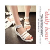 HÀNG LOẠI I - Giày sandal nữ quai choàng cổ cách điệu cực xinh
