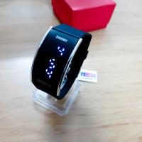 Đồng hồ Unisex Skmei D0015-DHA005 - Đèn Led - Đen