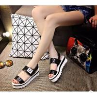 HÀNG LOẠI I - Giày sandal mặt cười cao cấp