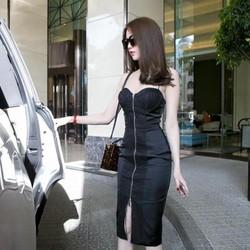 Đầm body Ngọc Trinh hot