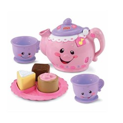 Bộ Tiệc Trà Fisher Price Laugh and Learn Say Please Tea Set