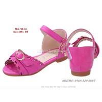 Sandal cho bé gái từ 3-7 tuổi SL14