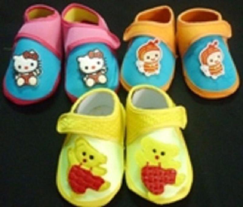 Combo 3 đôi Giày đế kiểu Baby A0018 1