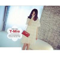 Váy bầu chất xô Hàn Quốc, free đổi trả hàng nếu SP ko đúng hình