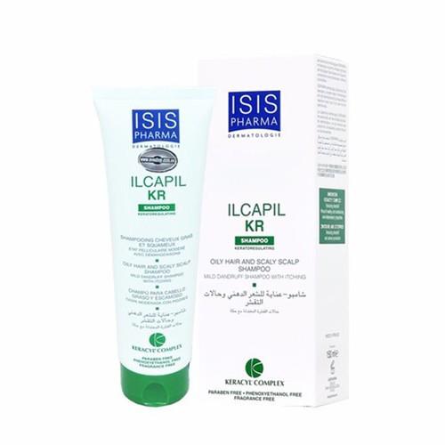 Dầu gội trị gàu, giảm nhờn và dưỡng tóc ILCAPIL KR 150ml Isis Pharma - 3835915 , 1412148 , 15_1412148 , 540000 , Dau-goi-tri-gau-giam-nhon-va-duong-toc-ILCAPIL-KR-150ml-Isis-Pharma-15_1412148 , sendo.vn , Dầu gội trị gàu, giảm nhờn và dưỡng tóc ILCAPIL KR 150ml Isis Pharma